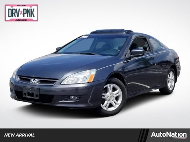 2006 Honda Accord 2.4 EX w/Leather Coupe