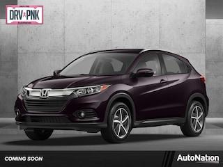 New 2022 Honda HR-V EX 2WD SUV for sale in Columbus