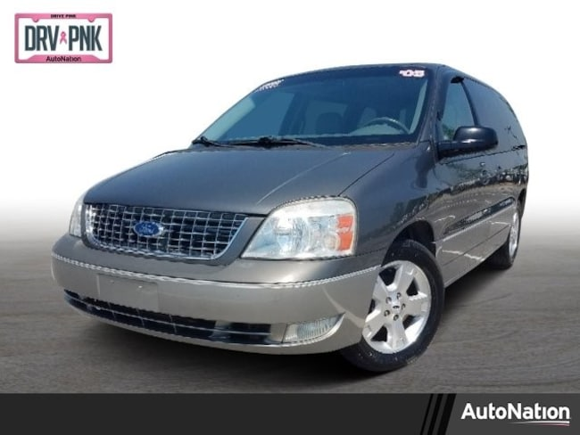 2005 Ford Freestar Limited Wagon