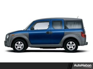 2005 Honda Element EX w/Side Airbags SUV