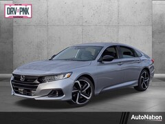 2021 Honda Accord Sport 1.5T Sedan
