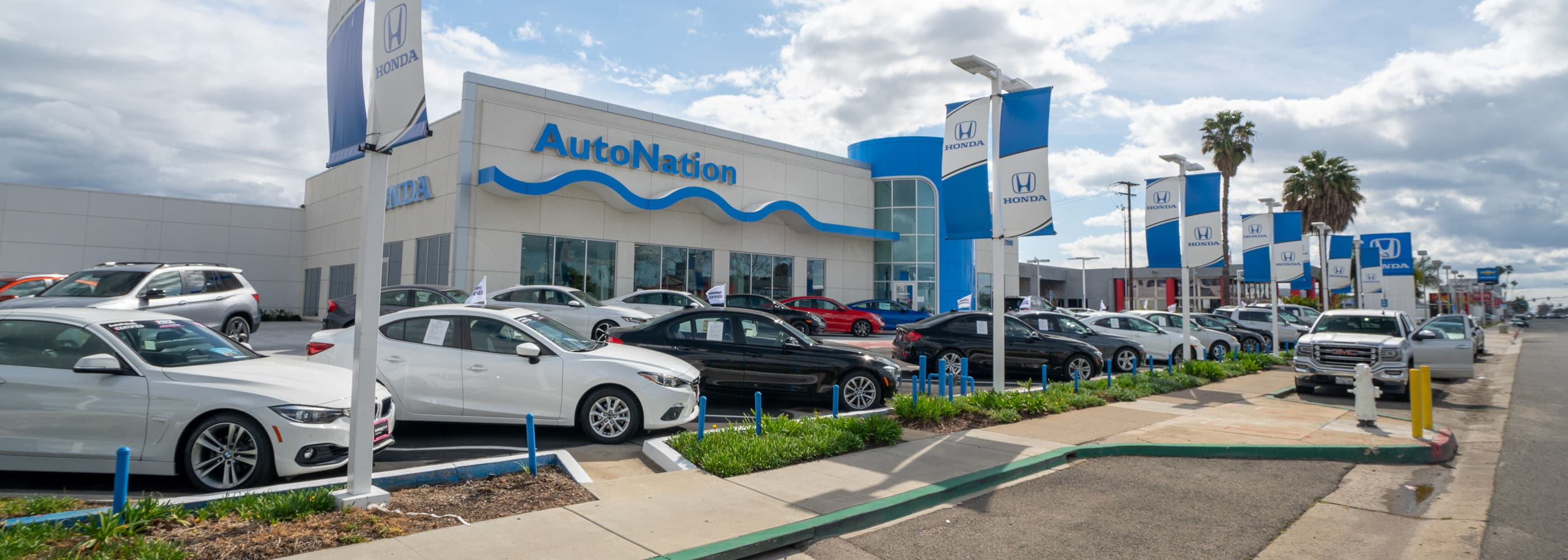 Autonation Honda Dealer In Costa Mesa Ca Autonation Honda Costa Mesa