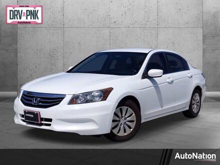 2011 Honda Accord LX Sedan