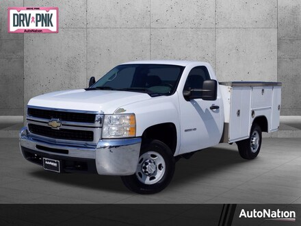 2010 Chevrolet Silverado 2500HD Work Truck Truck Regular Cab