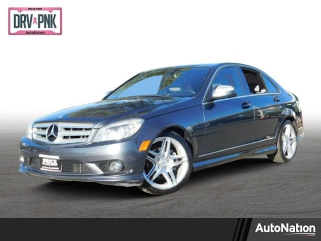 2008 Mercedes-Benz C-Class 3.0L Sport Sedan