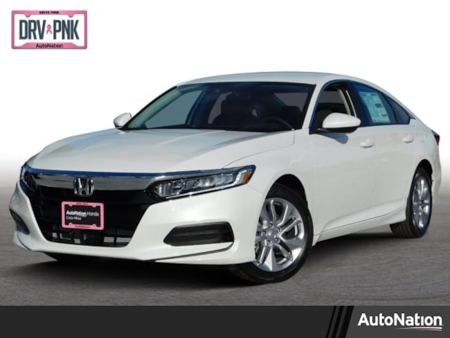 2019 Honda Accord LX LX 1.5T CVT