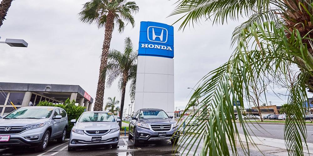 AutoNation Honda Costa Mesa Service Center