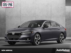2021 Honda Accord Sport SE 1.5T Sedan