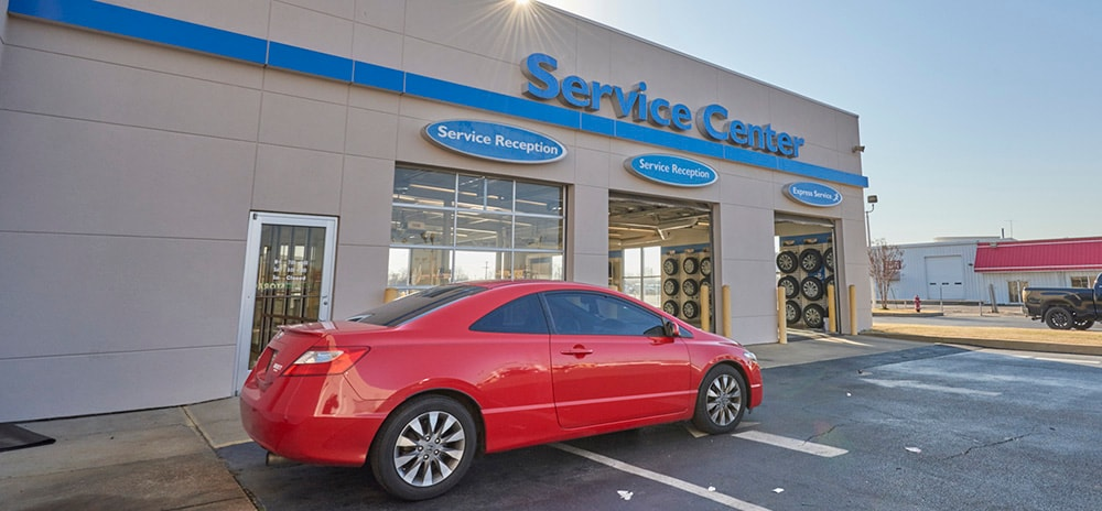 Beautiful AutoNation Honda Covington Pike Service Center