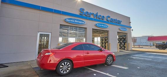 Auto Nation Memphis Tn >> Honda Service Center Memphis Tn Autonation Honda Covington Pike