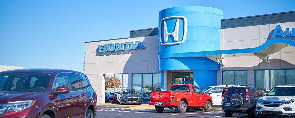 Honda Dealer Near Memphis, TN | AutoNation Honda Covington ...