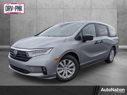 2021 Honda Odyssey LX Van