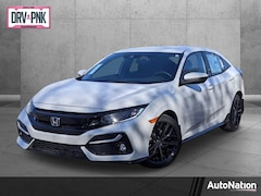 2021 Honda Civic Sport Hatchback