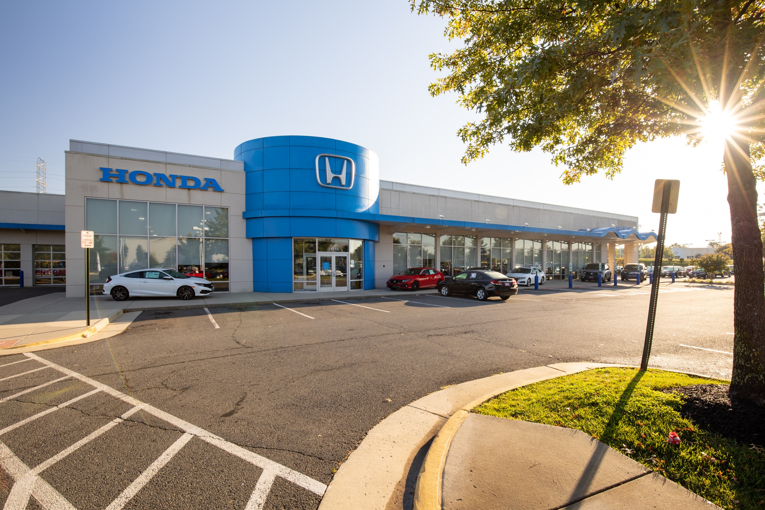 AutoNation Honda Dulles offers Honda sales, service, and parts in Sterling