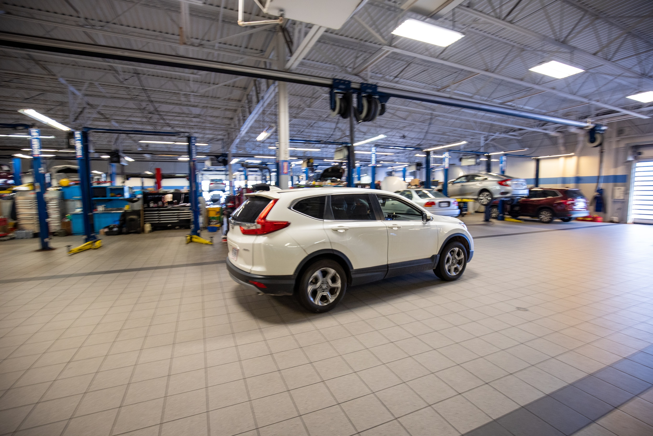 AutoNation Honda Dulles Express Maintenance