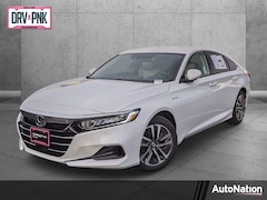 2021 Honda Accord Hybrid Sedan