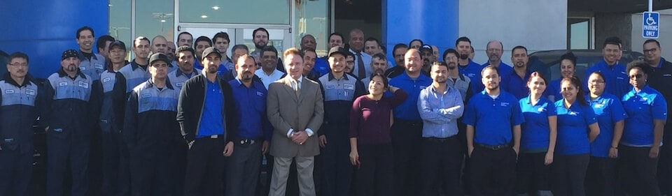 AutoNation Honda Fremont Team Members