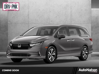 New 2022 Honda Odyssey Touring Van for sale in Fremont