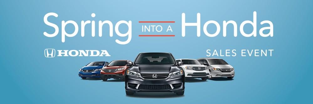 Spring into honda autonation honda fremont ca for Honda fremont service