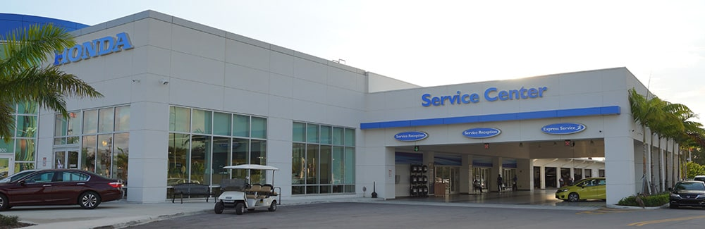 AutoNation Honda Hollywood Service Center