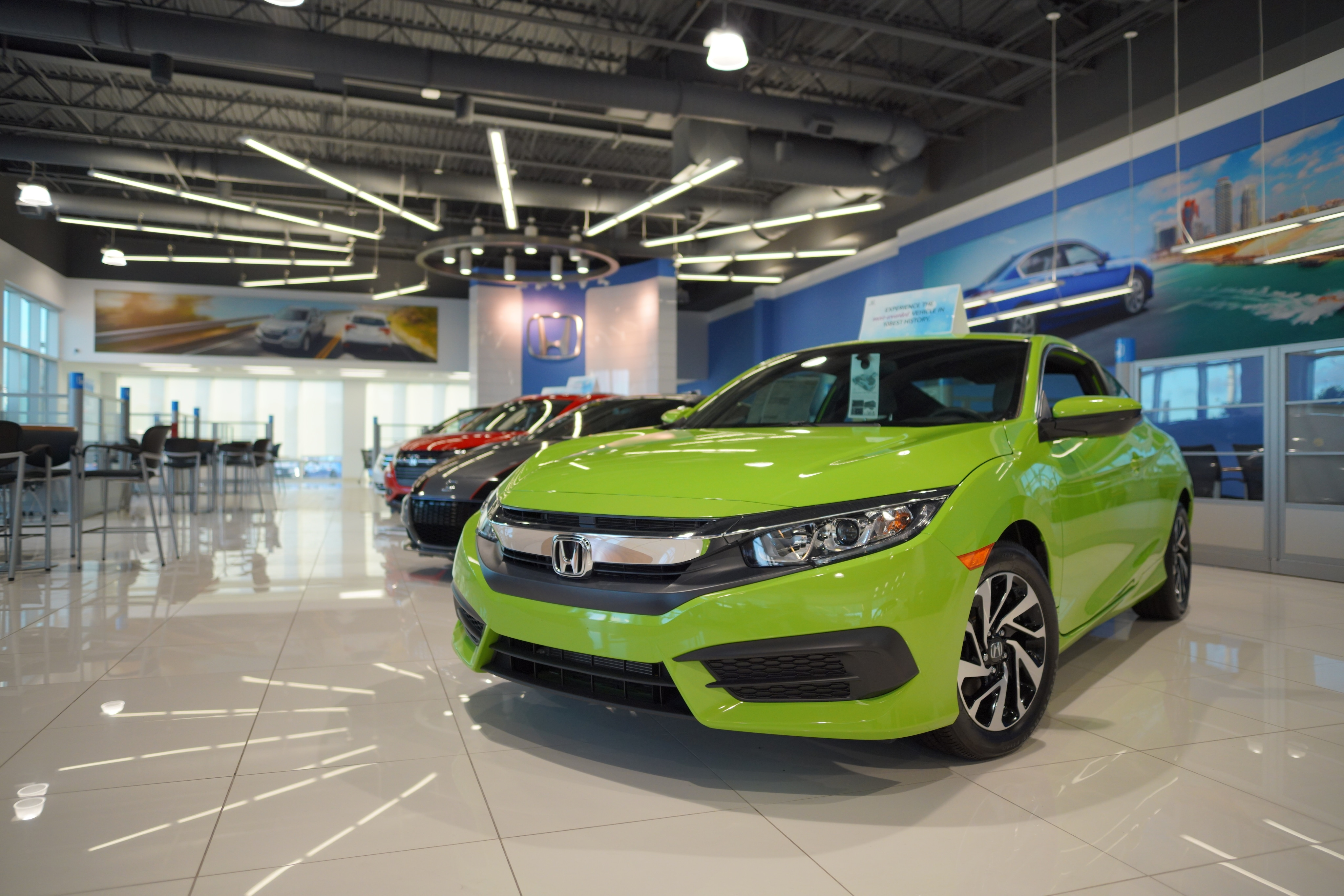 About AutoNation Honda Hollywood