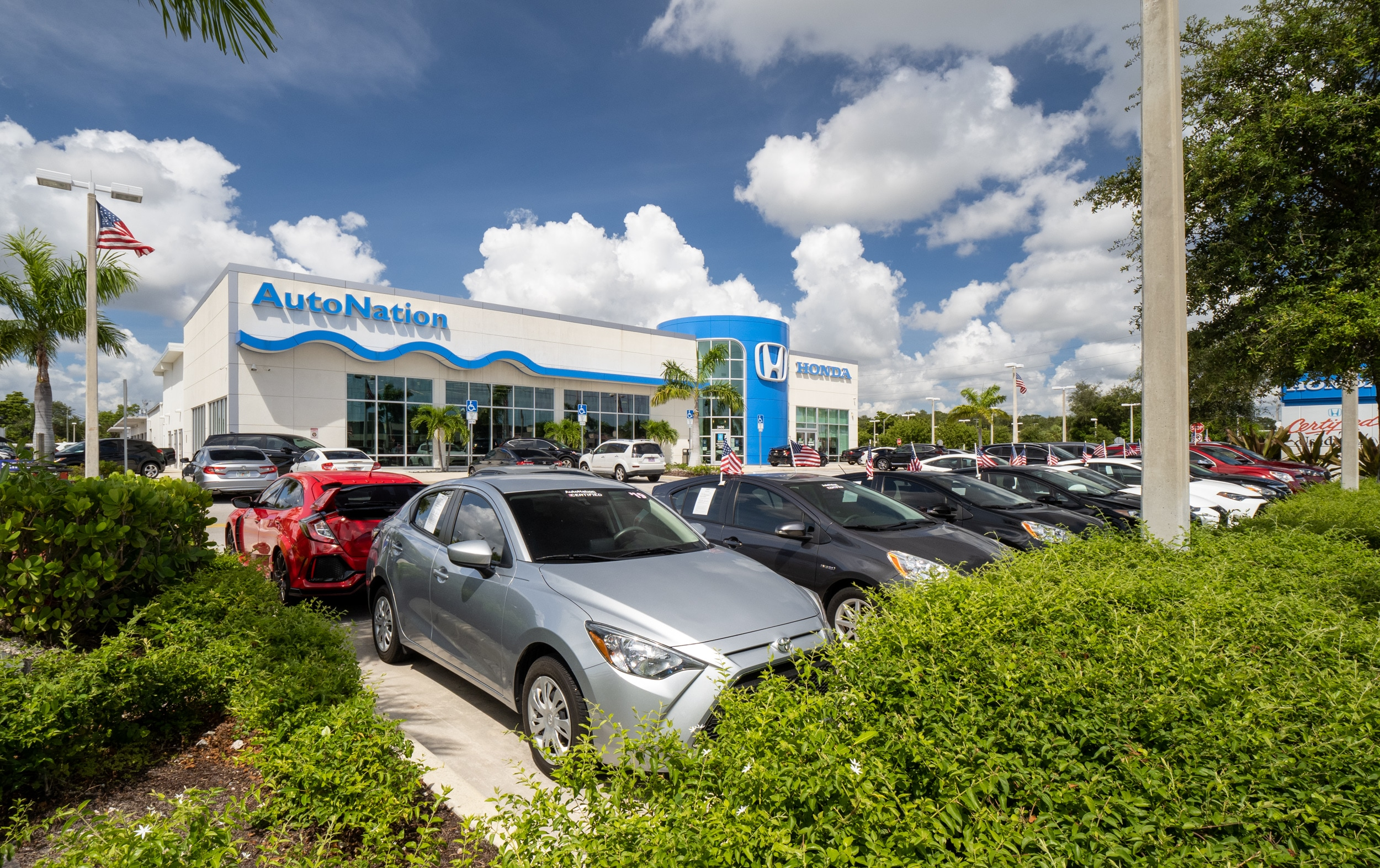AutoNation Honda Hollywood: A Honda Dealership Near You