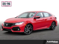 2019 Honda Civic Sport Sport Manual