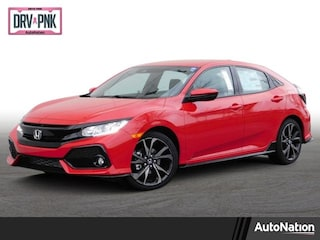 2019 Honda Civic Sport Sport Manual