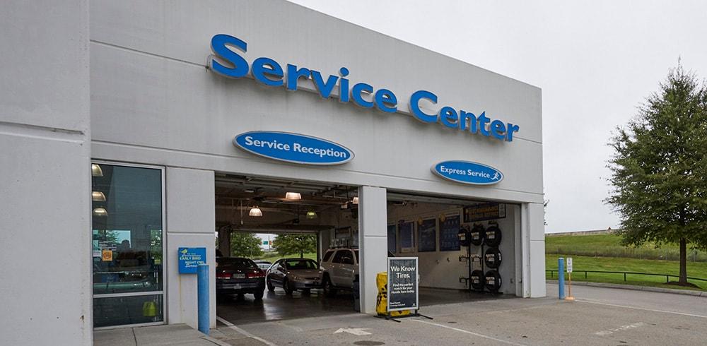 AutoNation Honda West Knoxville Service Center