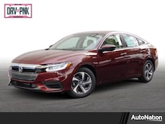 2019 Honda Insight LX LX CVT