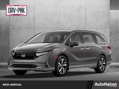 2022 Honda Odyssey Touring Van