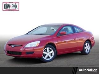 2003 Honda Accord EX EX Auto