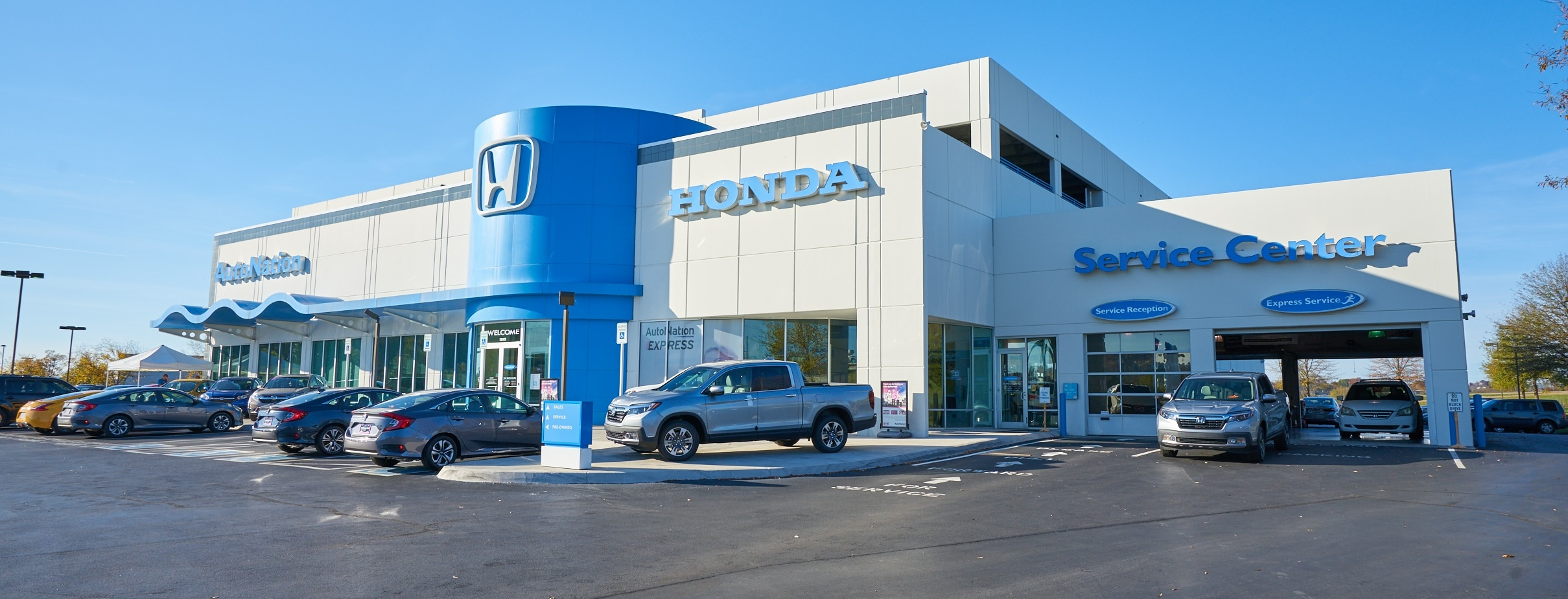 Autonation Honda West Knoxville New Dealership In 2004 Crv Parts Discount Factory Oem And Recent Reviews From