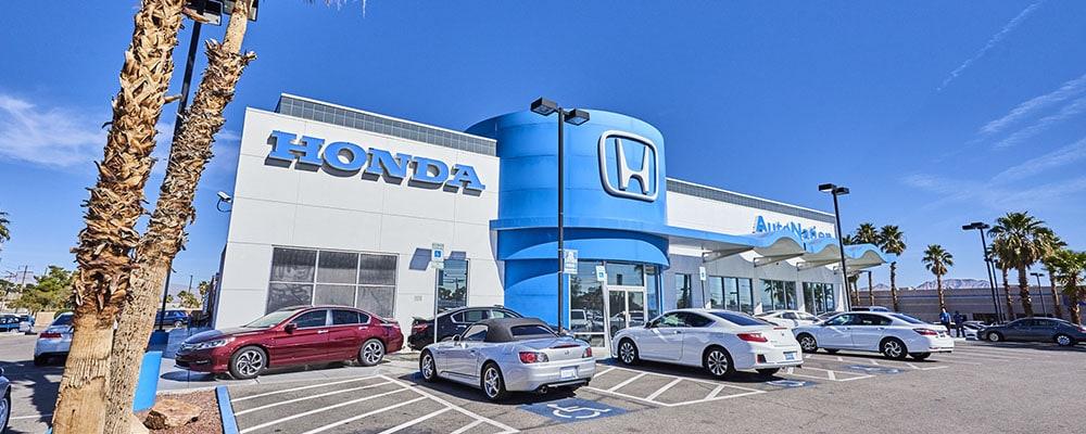 Las Vegas Honda Dealer