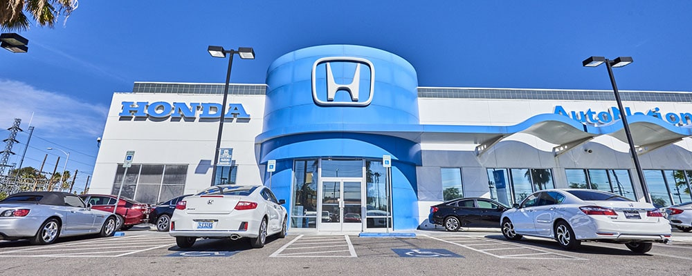 Elegant Paradise Honda Dealer