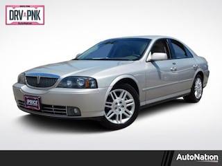 2004 Lincoln LS w/Sport Pkg Sedan