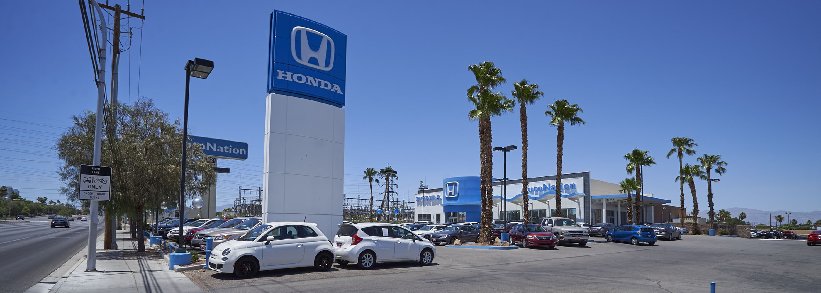Autonation las vegas new car release information for Honda dealer las vegas