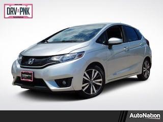 2015 Honda Fit EX Hatchback