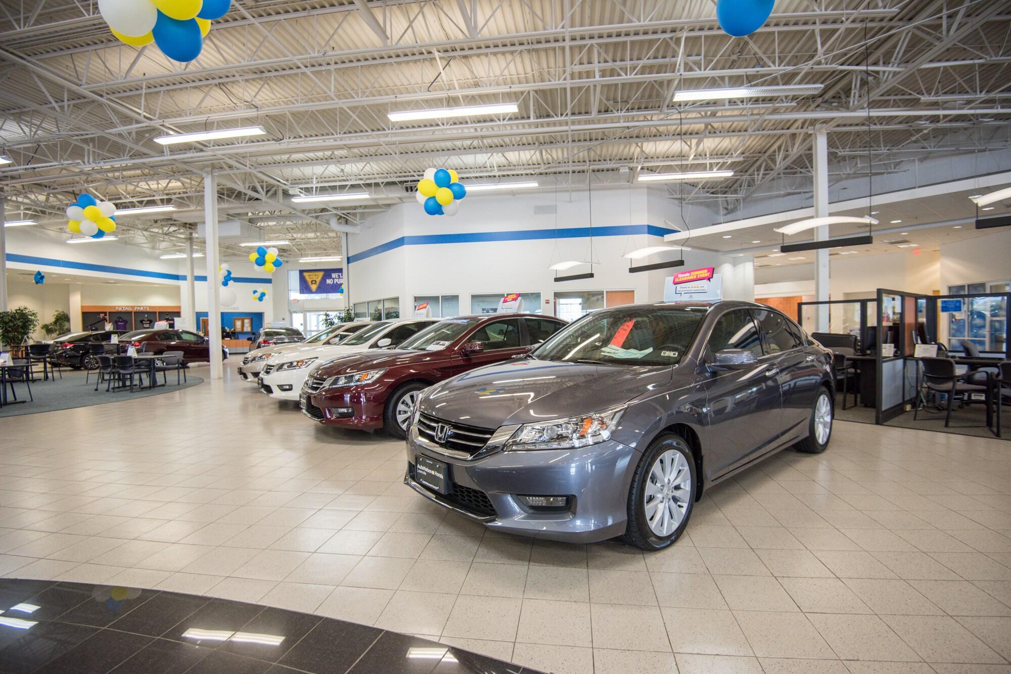 Dallas Honda Car Dealers