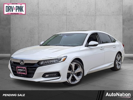 2018 Honda Accord Touring 1.5T Sedan