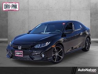 2021 Honda Civic Sport Hatchback