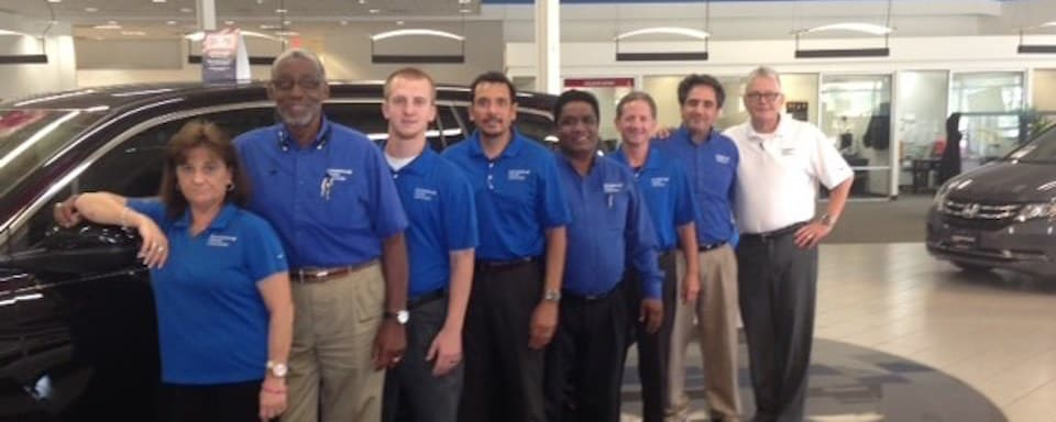 AutoNation Honda Lewisville Team Members