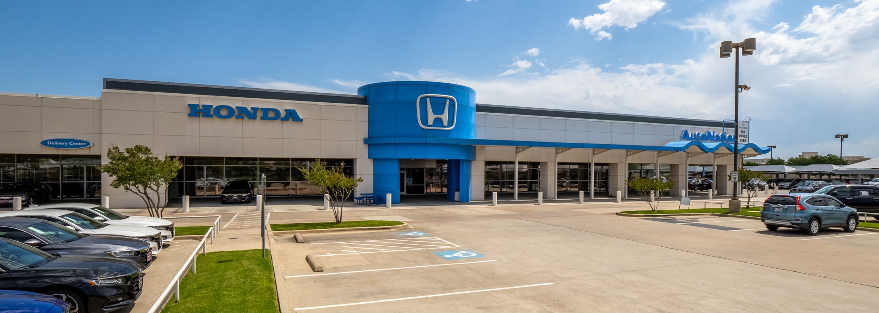 AutoNation Honda Lewisville offers sales, service, and parts in Lewisville