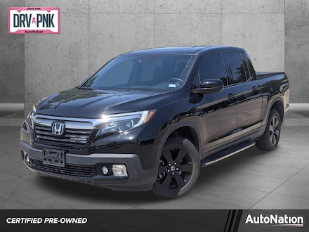 2019 Honda Ridgeline Black Edition Truck Crew Cab