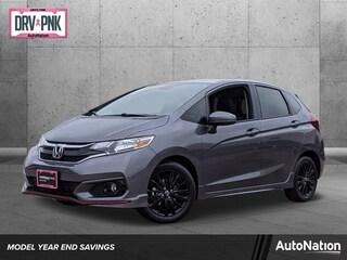 2020 Honda Fit Sport Hatchback