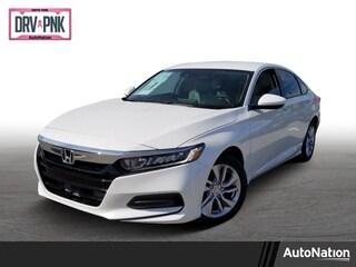 2019 Honda Accord LX 1.5T Sedan