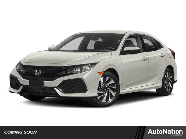 2018 Honda Civic LX LX Manual