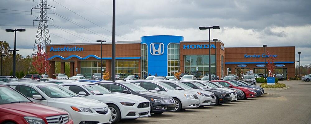 Honda Dealer Near Memphis Tn Autonation Honda 385