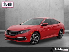 2021 Honda Civic LX Sedan