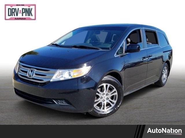 2011 Honda Odyssey EX-L Van